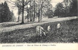 Chimay (environs De) - Parc Du Prince De Chimay à Virelles (Edit. Th Van Den Heuvel) - Chimay