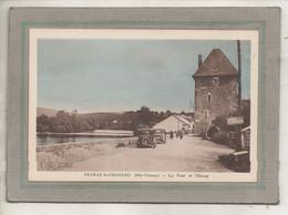 CPA - (87) PEYRAT-le-CHÂTEAU - Aspect De La Tour Et De L'Etang Dans Les Années 30 - France