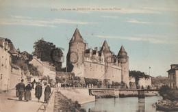 France - Chateau De Josselin - Oust - Castelli