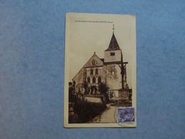ELINCOURT SAINTE MARGUERITE  -  60  -   ( L'église ) -    OISE - Autres Communes