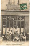 37 -   TOURS - Place Gaston-paillhou Comptoir Du XXe Siecle  40 - Tours