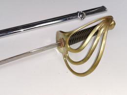 Belle Réplique De SABRE Mod. 1882  , Première Guerre Mondiale WWI 14 18 - Knives/Swords