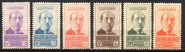 Col17  Colonie  Syrie N°  278 à 283  Neuf XX MNH  Cote 11,00€ - Siria (1919-1945)