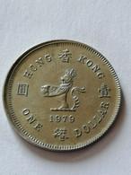 1 Dollar Hong-Kong 1979 - Hong Kong