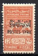 Col17  Colonie  Syrie  N°  286 Neuf XX MNH  Cote 18,00€ - Siria (1919-1945)