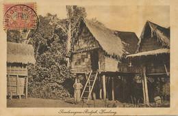 Hombang  Simeboengoen Radjak P. Used Bangoenpoerb Sumatra To Santiago De Cuba - Indonesia