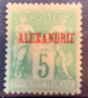 1899/900  Y Et T  6* - Alexandrie (1899-1931)