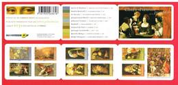 FRANCE - 2008 - CARNET COMMEMORATIF - ADHESIFS** - BC150 Ou BC4132 - ART - PEINTURE - Y & T - COTE 22.00 Euros - Adhesive Stamps
