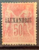 1899/900  Y Et T  14* - Alexandrie (1899-1931)