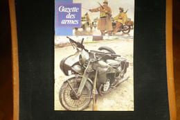 Gazette Des Armes N°63 De 1978 Les Motos Militaires , Le Ruger , Le Canon De 75 , - Livres, Revues & Catalogues