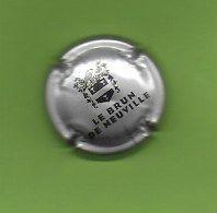 CAPSULE CHAMPAGNE.  LE BRUN DE NEUVILLE. - Champagne