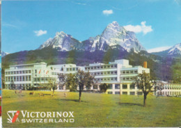 Usine Coutellerie Victorinox Non Circulée - SZ Schwyz
