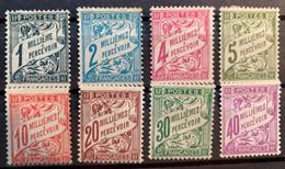 1928/30  Y Et T T6/13  *    10 SANS GOMME - Unused Stamps