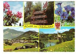 Osterreich - Reith Bei Brixlegg - Tirol - Alpbachtal - Blumendorf - Brixlegg
