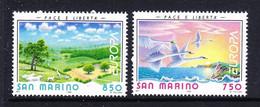 Europa Cept 1995 San Marino 2v  ** Mnh ROCK BOTTOM PRICE  (50118) - Europa-CEPT