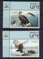 ARMENIE - ARMENIA - ARTSAKH - EUROPA - NATIONAL BIRDS - LES OISEAUX NATIONAUX - 2019 - - Armenia