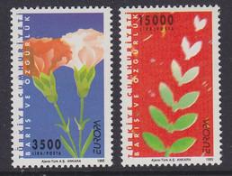 Europa Cept 1995 Turkey 2v ** Mnh (50118C ) ROCK BOTTOM - Europa-CEPT