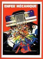 Carte Postale : Enfer Mécanique (cinema Affiche Film) Illustration Raymond Moretti - Other Illustrators