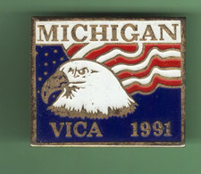 MICHIGAN *** VICA 1991 *** 0013 (122) - Cities