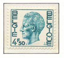 [151310]SUP//**/Mnh-N° 1743, 4,50F Turquoise, Type Elstrom, SNC - 1970-1980 Elström
