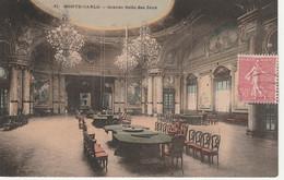 N°4703 R -cpa Monte Carlo -grande Salle Des Jeux- - Casino'