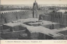SOUDAN FRANCAIS - TOMBOUCTOU - VUE GENERALE - F.N. - Sudan