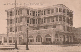 St Idesbald , Saint Idesbal ,( Koksijde , Coxyde ) :  Grand Hotel Belle Vue , N° 256 - Koksijde