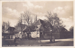 819/ Xanten Am Rhein, Nibelungenhort Am Entenmarkt, 1929 - Xanten