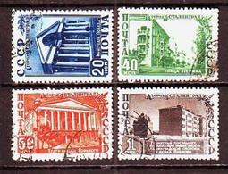 USSR 1950.Stalingrad. 4 Stamps.  Mi. Nr.  1480-83. - 1923-1991 URSS