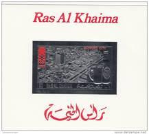 Ras Al Chaima Prueba En Plata - Ete 1972: Munich
