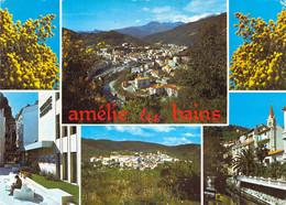 66 - Amélie Les Bains - Divers Aspects - Multi Vues - Autres Communes