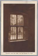 NL.- TER APEL. DOORKIJK VANUIT DE REFTER, VAN HET KLOOSTER TER APEL. 1944. - Chiese E Cattedrali