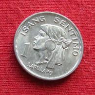 Philippines 1 Sentimo 1967 - Philippines