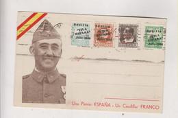 SPAIN 1936 Sevilla Nice Postcard - 1931-50 Covers