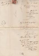 LETTERA 1890 C.2 TIMBRO ACIREALE  -AL PREDIDENTE CAMERA DEPUTATI (ZX1231 - Storia Postale
