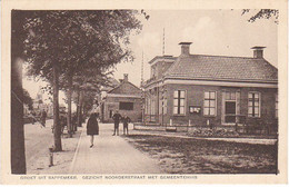 Sappemeer Noorderstraat Gemeentehuis J2261 - Paesi Bassi