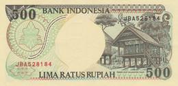 BANCONOTA INDONESIA 500 UNC (ZX1386 - Indonesia