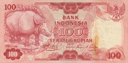BANCONOTA  INDONESIA 100 VF (ZX1387 - Indonesia