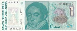 BANCONOTA 1 AUSTRAL ARGENTINA UNC (ZX1438 - Argentina