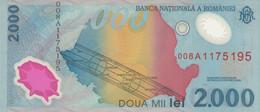 BANCONOTA 2000 ROMANIA UNC (ZX1445 - Romania