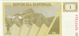 BANCONOTA SLOVENIA 1 UNC (ZX1486 - Eslovenia
