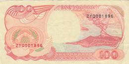 BANCONOTA INDONESIA 100 VF (ZX1503 - Indonesia
