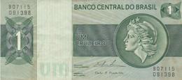 BANCONOTA BRASILE 1 EF (ZX1517 - Brasil