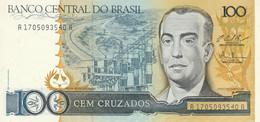 BANCONOTA 100 CRUZADOS BRASILE UNC (ZX1519 - Brasil