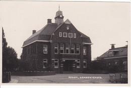 Bedum Gemeentehuis Oude Fotokaart J2288 - Paesi Bassi