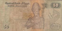 BANCONOTA 50 PIASTRE EGITTO VF (ZX1536 - Egypte