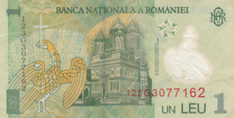 BANCONOTA ROMANIA 1  VF (ZX1581 - Romania