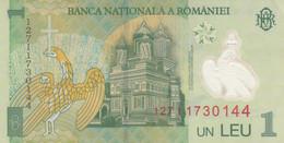 BANCONOTA ROMANIA 1  VF (ZX1583 - Romania