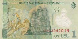 BANCONOTA ROMANIA 1  VF (ZX1584 - Romania