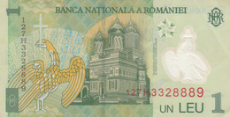 BANCONOTA ROMANIA 1  VF (ZX1585 - Romania